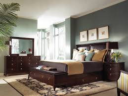 Dark Wood Bedroom Set Photo   8