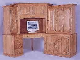 corner piece of furniture. Amish 6 Piece Royal Computer Corner Desk Of Furniture