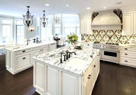 white kitchens with granite countertops contemporary