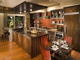 Faux Brick Kitchen Backsplash Decorations Modern Classic Kitchen With Brick Wall Design And