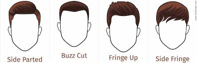hairstyles for men with an oblong face shape