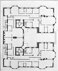 Frank Lloyd Wright Home And Studio Floor Plan  CANDRESSES Frank Lloyd Wright Home And Studio Floor Plan