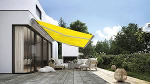 awnings and solar protection in north