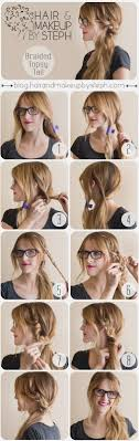 Hair Style Tip 14 Simple And Easy Lazy Girl Hairstyle Tips That Are Done For Less 5381 by stevesalt.us