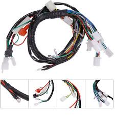 quad 4 wheeler electrics wiring harness 50 70 90 110 125cc chinese 110cc chinese quad wiring diagram electric wiring harness for chinese atv utv quad 4 wheeler 50 70 90