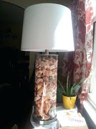 target lamp base sea shell lamp target s glass lamps and shades and components table lamp