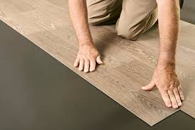 installing tile that looks like wood