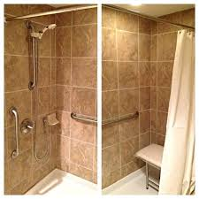 shower safety bars grab bar placement bathroom photo courtesy ada height for toilets safet