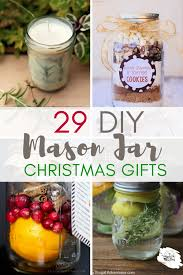 Decorating Mason Jars For Gifts 100 DIY Mason Jars Christmas Gifts A Hundred Affections 76