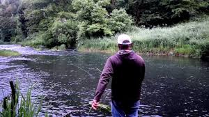Rio In Touch Single Hand Spey Line Test Casting