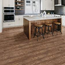 golden select sterling oak rigid core spc luxury vinyl flooring planks with foam underlay 1 55 m² per pack