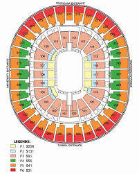 Thomas And Mack Seating Chart Pbr Unlvtickets