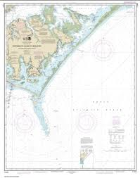Portsmouth Island To Beaufort Including Cape Lookout Shoals