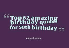 Quotes 50 birthday