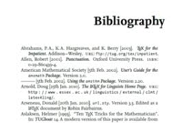 How To Write A Bibliography For A Research Paper Iresearchnet