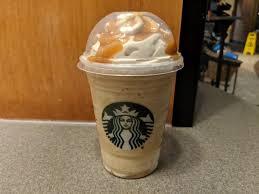 starbucks caramel frappuccino. Simple Frappuccino In Starbucks Caramel Frappuccino A