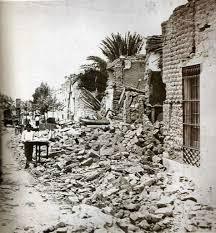 Terremoto de san juan 1944 | Fotos históricas, Ciudad de buenos aires,  Argentina