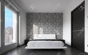 Zwart Wit Behang Slaapkamer