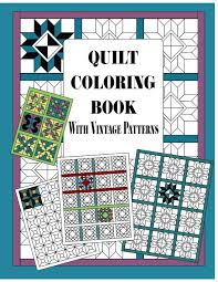 I always wonder how much the color of the year chosen by groups like pantone affect what quilters make.i don't think it does for me other than being aware of challenges and perhaps events surrounding making with the chosen color. Quilt Coloring Book With Vintage Patterns Quilters Coloring Pages And Quilting Design Book For Adults Patchwork Quilt Designs Gift Notebooks And Journals Martha And Rose 9798698146186 Amazon Com Books