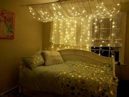bedroom fairy lights wedding decor