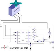 17 best images about electric motors arduino servo driver circuit schematic