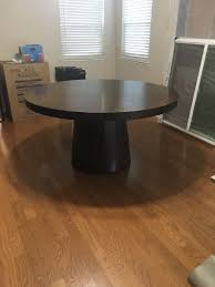 large round dining table seats 6 450 for in elk grove ca offerup