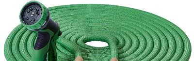 best expandable garden hose rated by