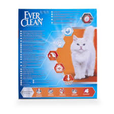 <b>Ever Clean</b>® <b>Fast Acting</b> Odour Control Clumping Cat Litter ...