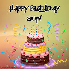 Quotes From Mother To Son On His Birthday New Birthday Wishes For Son From Mother Occasions Messages