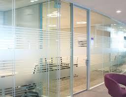 glass office door. Beautiful Door Acoustic Double Glazed Glass Door Slider 4 With Office
