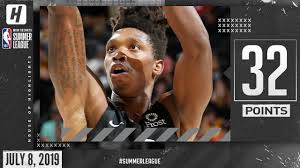 Lonnie Walker IV Full Highlights Spurs vs Raptors (2019.07.08 ...