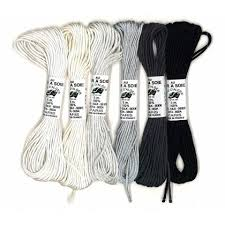 Soie D Alger To Dmc Conversion Chart Soie Dalger 6 Shades Pack Black And White