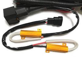 relay wiring harness with load resistors what is it? Kensun 10K HIDs at Kensun Wiring Diagram