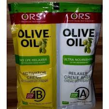 ors olive oil no lye relaxer 6