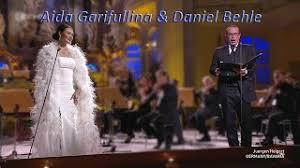 Aida Garifullina & Daniel Behle - O Holy Night / Minuit, chrétiens -   by  Adolphe Adam - YouTube