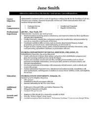 Resume Layout Templates