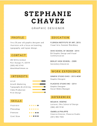 Use Canva To Make Your Resume
