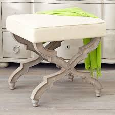 Small Bedroom Stools Bedroom Stool Dressing Table Stool White Gloss Vidrian Bianca