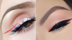 cute eye makeup eyeliner ideas pilation part 3