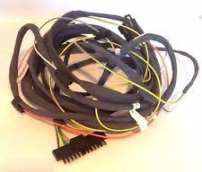 72 cutlass wire harness olds cutlass f85 rear body light wire wiring harness intermediate coupe 1972