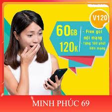 Sim V120 0đ số chọn lọc tại Hà Nội