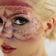 lace makeup airbrush makeup makeup inspiration pink purple zaylia cosmetics