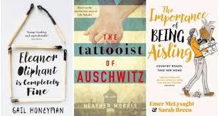 Irelands Bestselling Books Of 2018 Revealed
