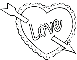 valentine hearts coloring pages. Interesting Hearts Valentines Day Heart Coloring Pages Valentine  Free In Valentine Hearts Coloring Pages