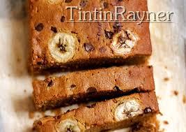 Resep Cake Pisang Gula Palem Best Ever Banana Cake With Palm Sugar