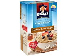How many calories in oats? All 25 Quaker Instant Oatmeal Packets Ranked Eat This Not That
