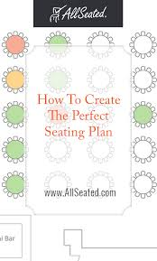 Wedding Table Planner Tool Tips How To Plan With Our Seating Planner Tool Allseated