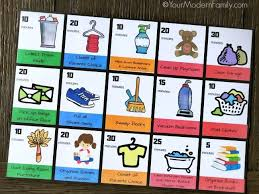 No More Nagging Chart Chore Chart Voted 1 Makes Life Easier Kids Use It