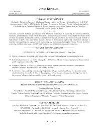 Civil Engineer Resume Example Civil Engineer Resume Template Resume