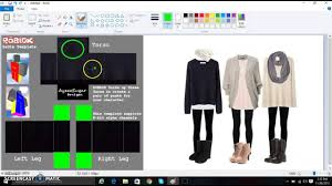 How To Make Clothes On Roblox How To Make Clothes On Roblox 2015 Old Youtube